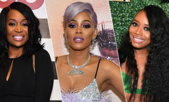 Marlo Hampton, Keyshia Ka'Oir & Yandy Smith-Harris