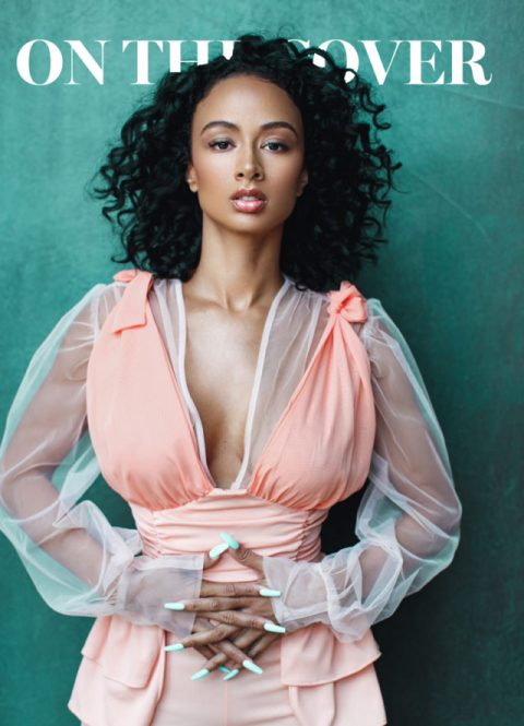 Draya Michele X Hype Hair September 2019