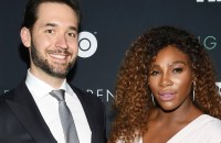 Alexis Ohanian & Serena Williams