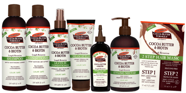 Palmer's Cocoa Butter and Biotin Length Retention