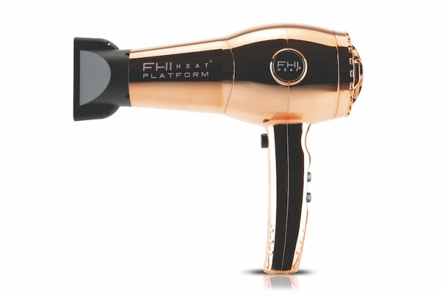 Fhi Launches Limited Edition Rose Gold Dryer Flat Iron Collection