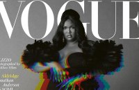 Lizzo X British Vogue