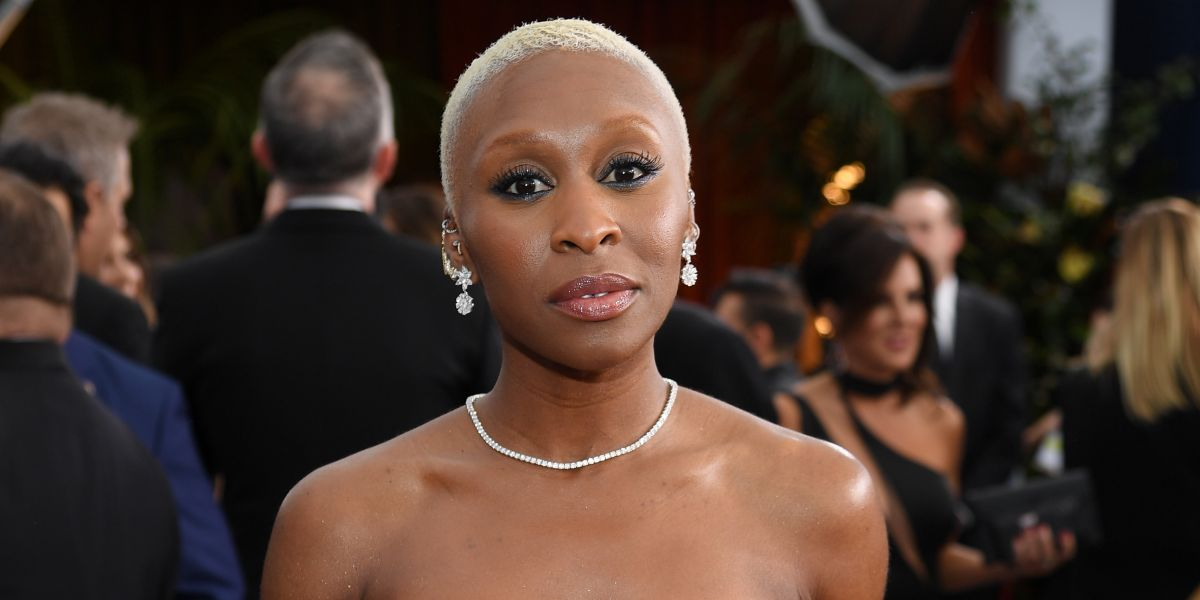Cynthia Erivo x 2020 Awards