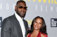 LeBron & Savannah James