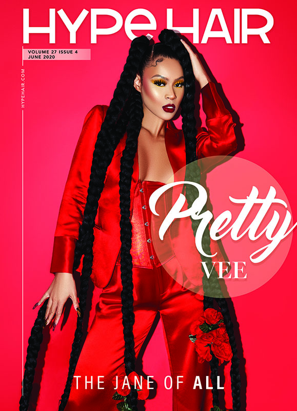 Pretty Vee Cover for Hype Hair