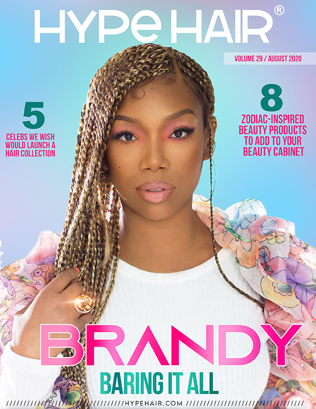 Hype Hair x Brandy Norwood