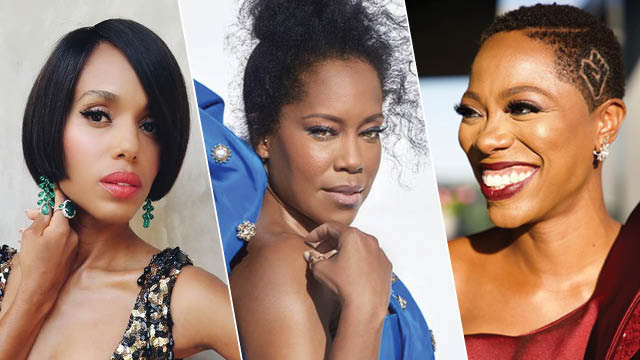 Kerry Washington, Regina King, Yvonne Orji