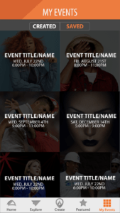 My Events