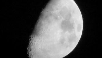 Moon and Jupiter Conjunction - K²R