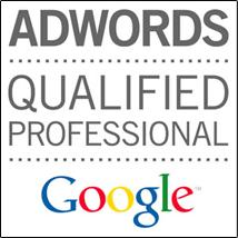 AdWords certifié professionnel