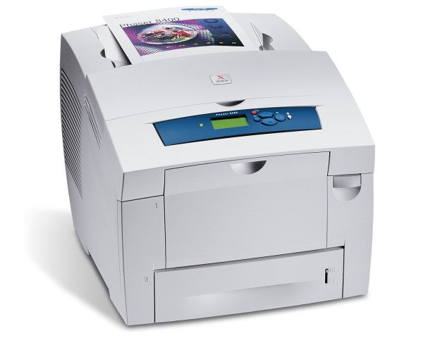 Basic Information About The Xerox Phaser 8400 Printer