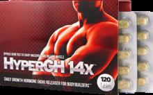 Hypergh 14x hgh pills