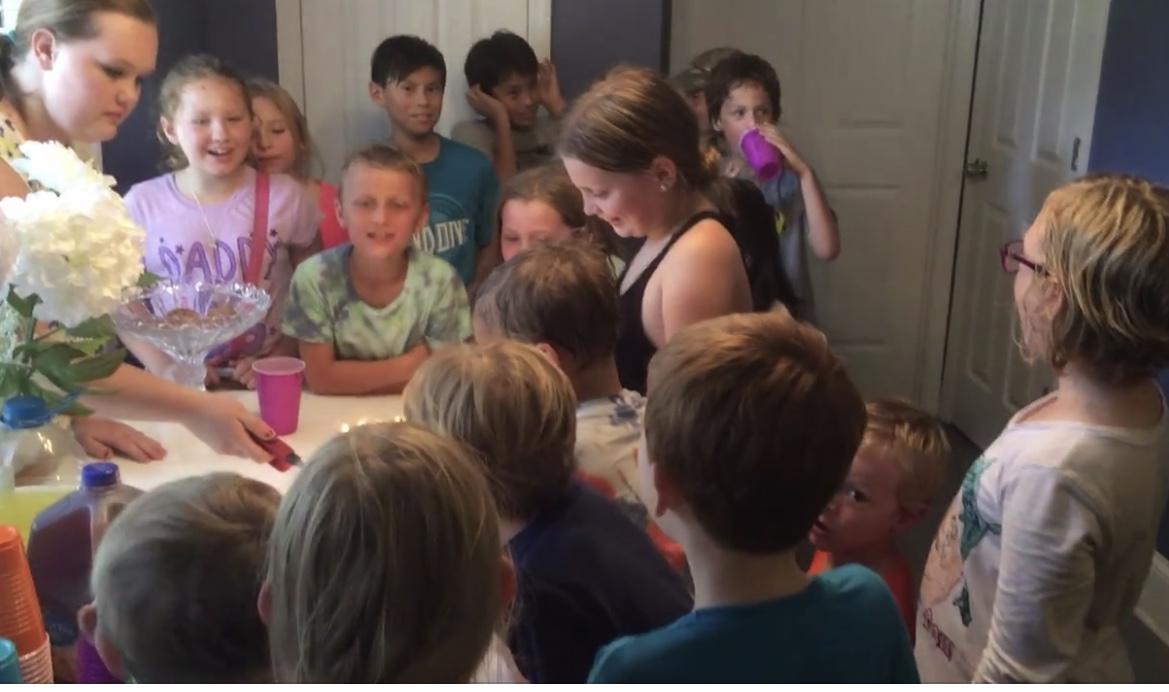 Social Health, Community Building, and a Birthday Celebration