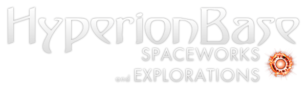 Hyperion Base Spaceworks and Explorations