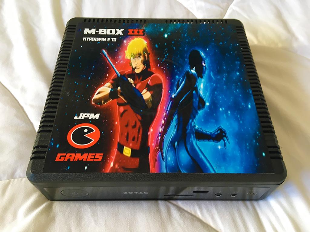 Creations Projects M Box Amp Dream Box Jpm Games