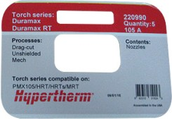 Genuine Hypertherm consumable
