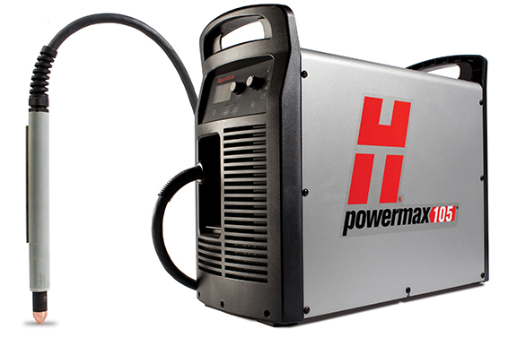 Powermax105_Hypertherm_Plasmacutter_Mechanized