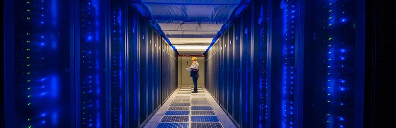 data center managed by dcim saas
