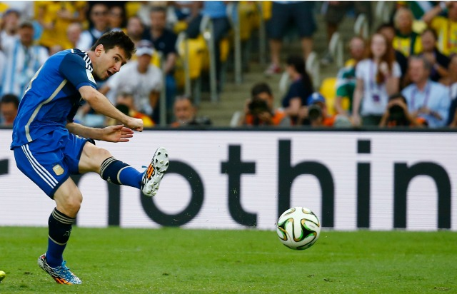 messi coupe du monde 2014