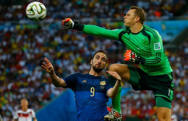 neuer coupe du monde 2014
