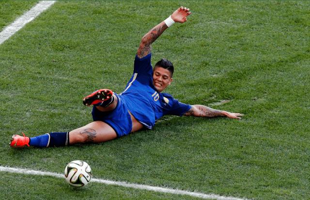 rojo coupe du monde 2014