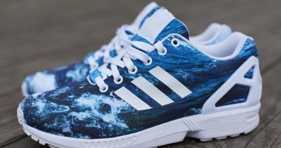 Adidas ZX Flux Ocean