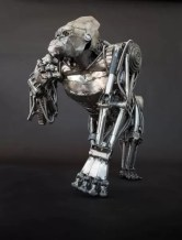mechanical-metal-gorilla---standing--thinking_1