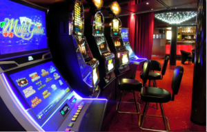 variety of slot games