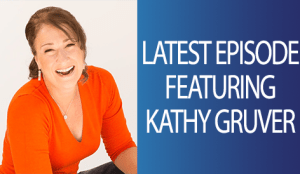 Adam Eason interviews Kathy Gruver on the hypnosis weekly podcast, and they talk all things hypnosis and mental imagery.