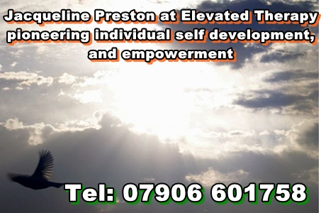 Holistic Therapist Jacqueline Preston