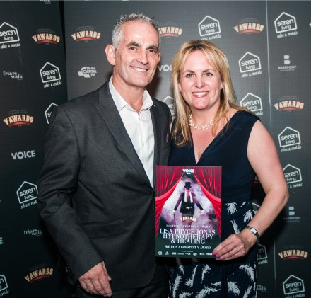 Lisa was the 2018 winner of the Holistic Treatment award at the V Awards