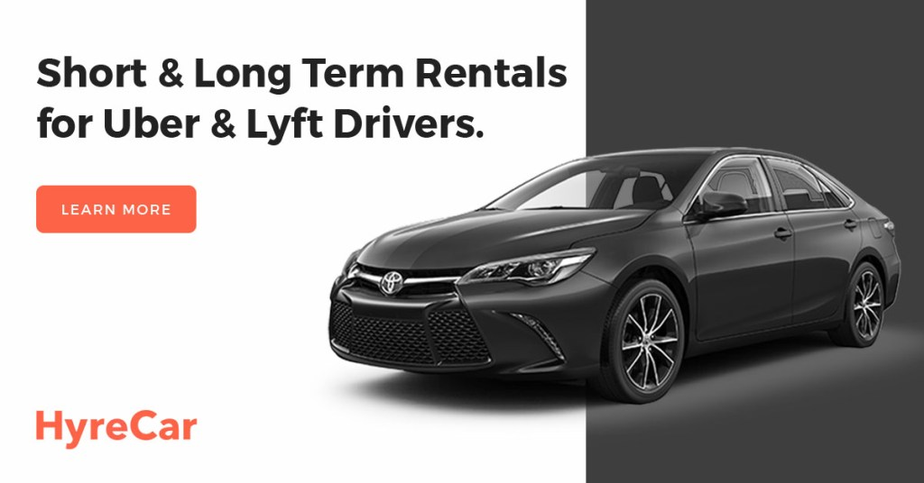 HyreCar commercial