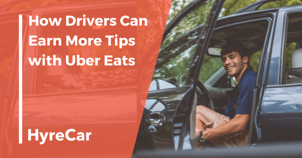 How Drivers Can Earn More Tips with Uber Eats