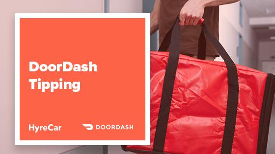 DoorDash tips