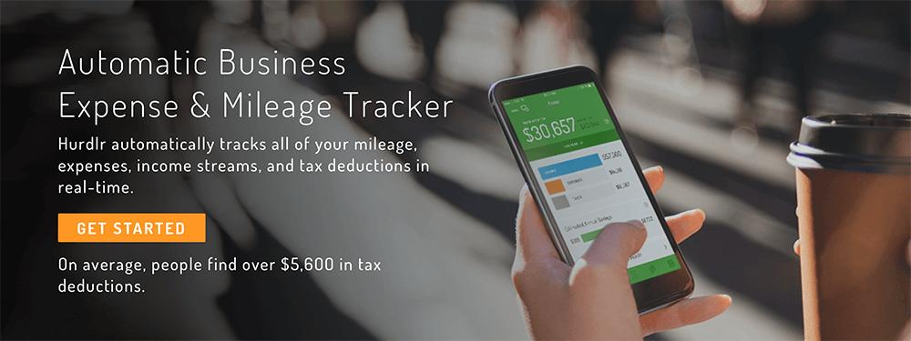 Expense & Mileage Tracking Using Hurdlr