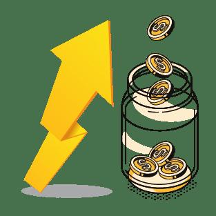 Financování ikona