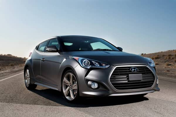 veloster with new turbocharged engine