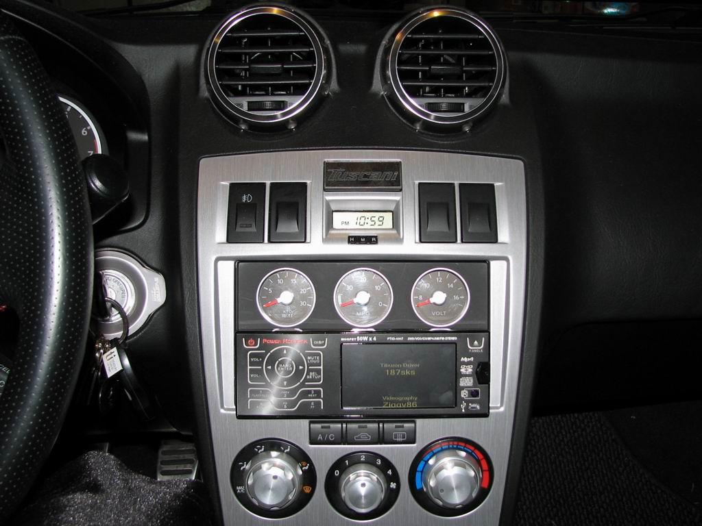 2009 July September Featured Ride 2005 Hyundai Tiburon