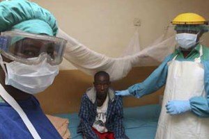 Ebola outbreak 'under control' in part of eastern DR Congo