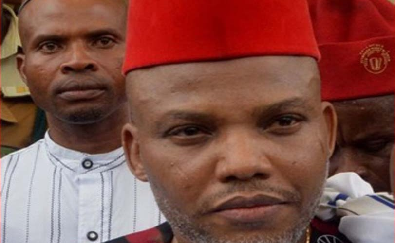 We do not have Nnamdi Kanu in our custody: Nigerian Army