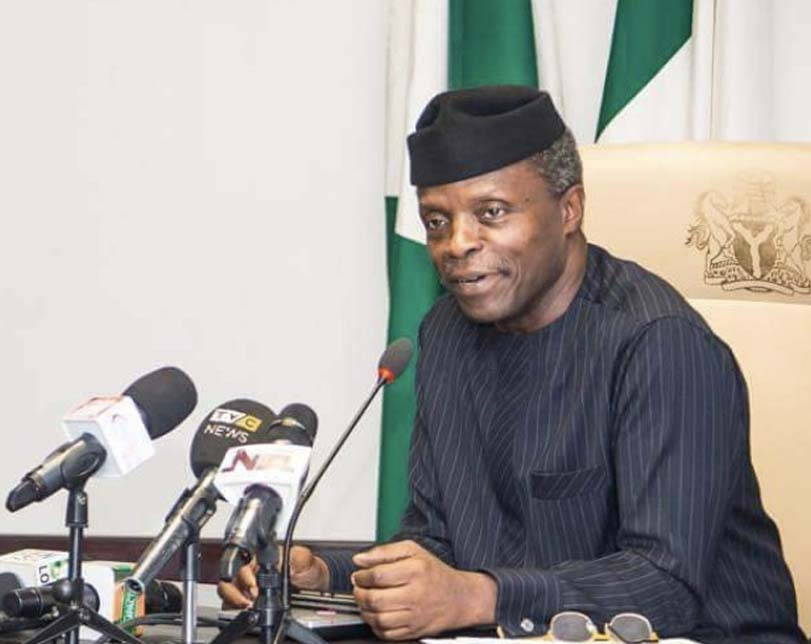 Four Years Is Too Small For Anyone In Office To Deliver – VP, Yemi Osinbajo