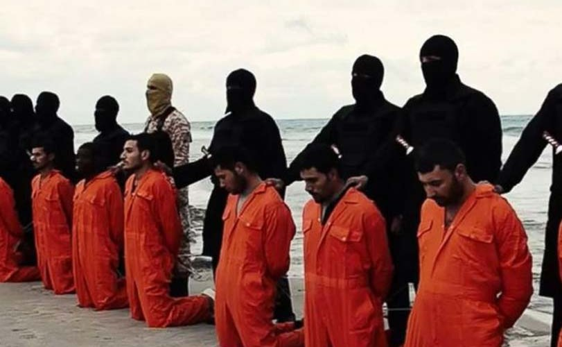 Libya attack leaves 11 beheaded