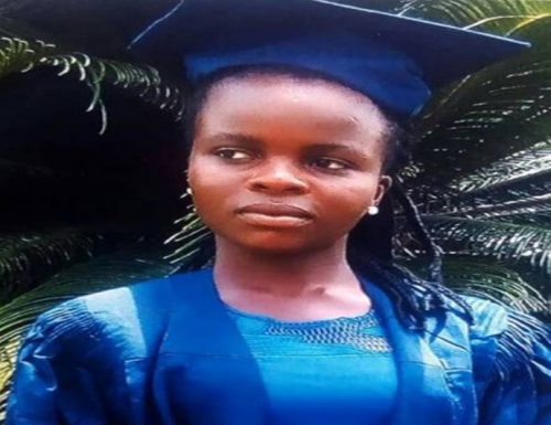 Abducted Student