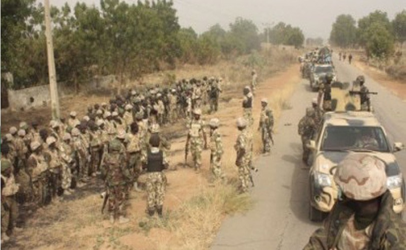 Two killed as civilian vehicles hit landmines in Borno