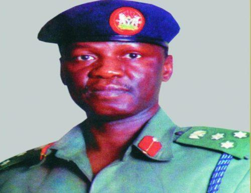 Brigadier General Yusuf Bomoi(Rtd)