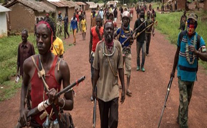 Deaths, displacement as battle for Central African Republic continues