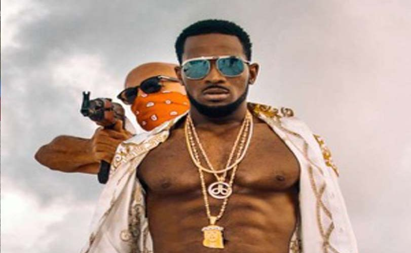 'The Height of Savagery' by Dbanj featuring a 'follower'