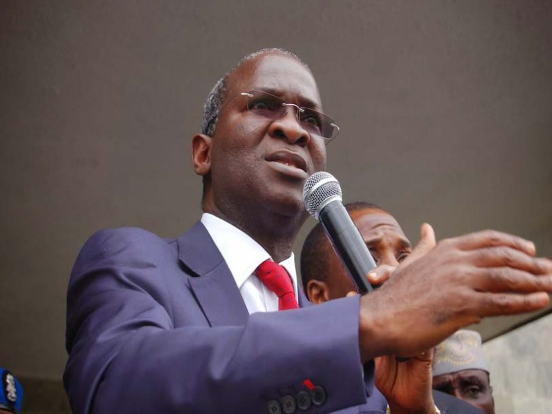 Why Road Projects Drag On For Too Long – Fashola Reveals