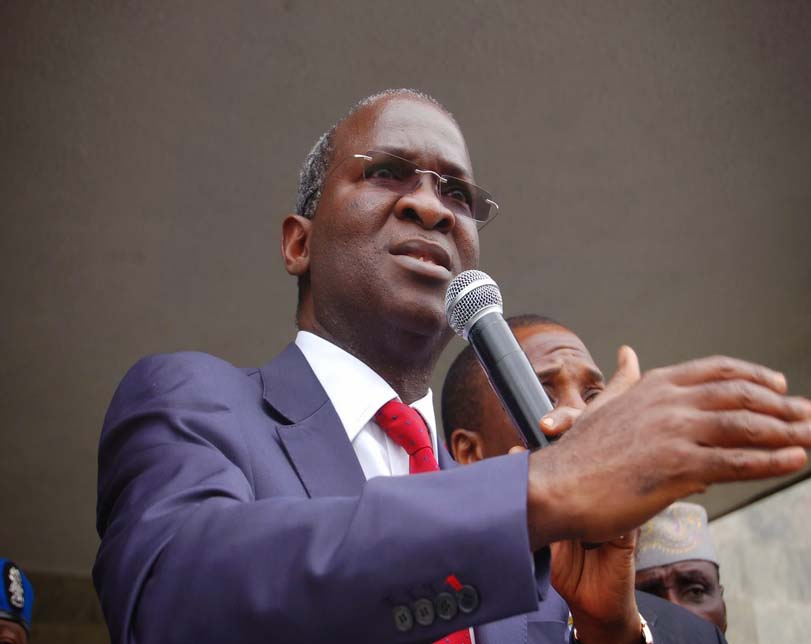 Poor power supply: SERAP gets court order against Fashola
