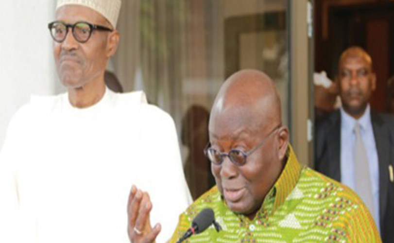We're Anxious About Buhari's Health – President of Ghana